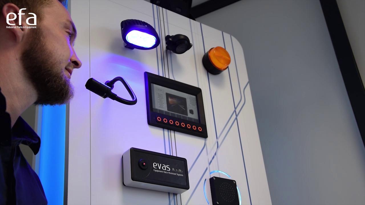 Système de reconnaissance vocale embarqué - EVAS