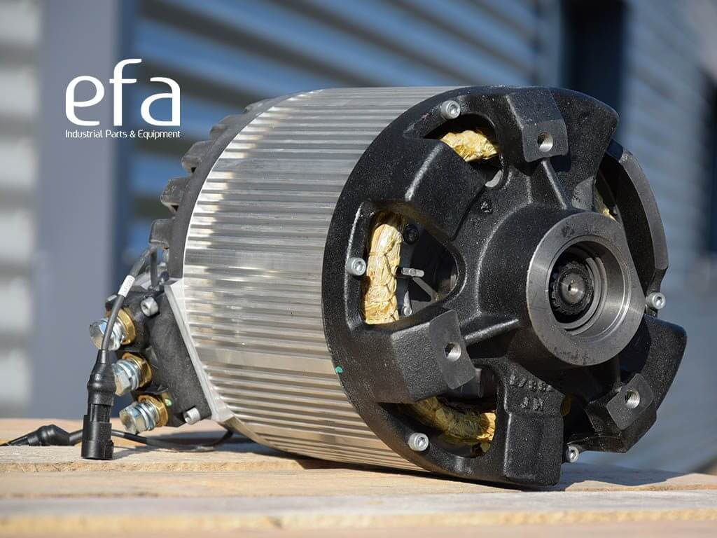Ac electrical motor traction efa mobile machine specialist for What is traction motor