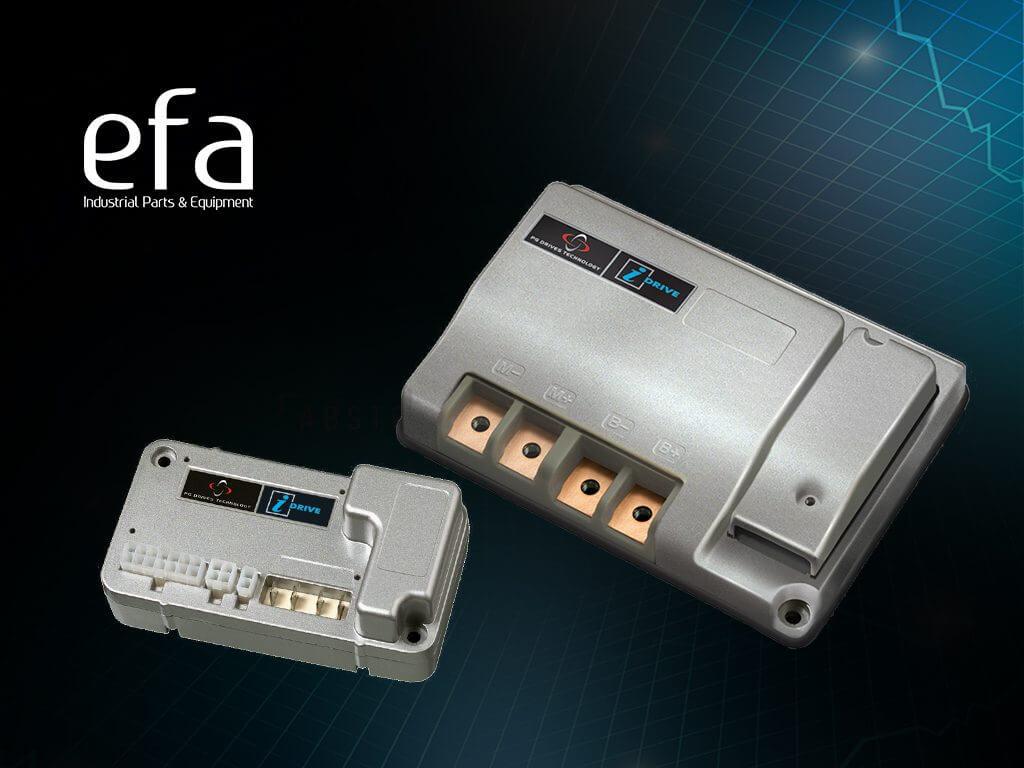 Electric motor-controller - Efa france mobile machine specialist