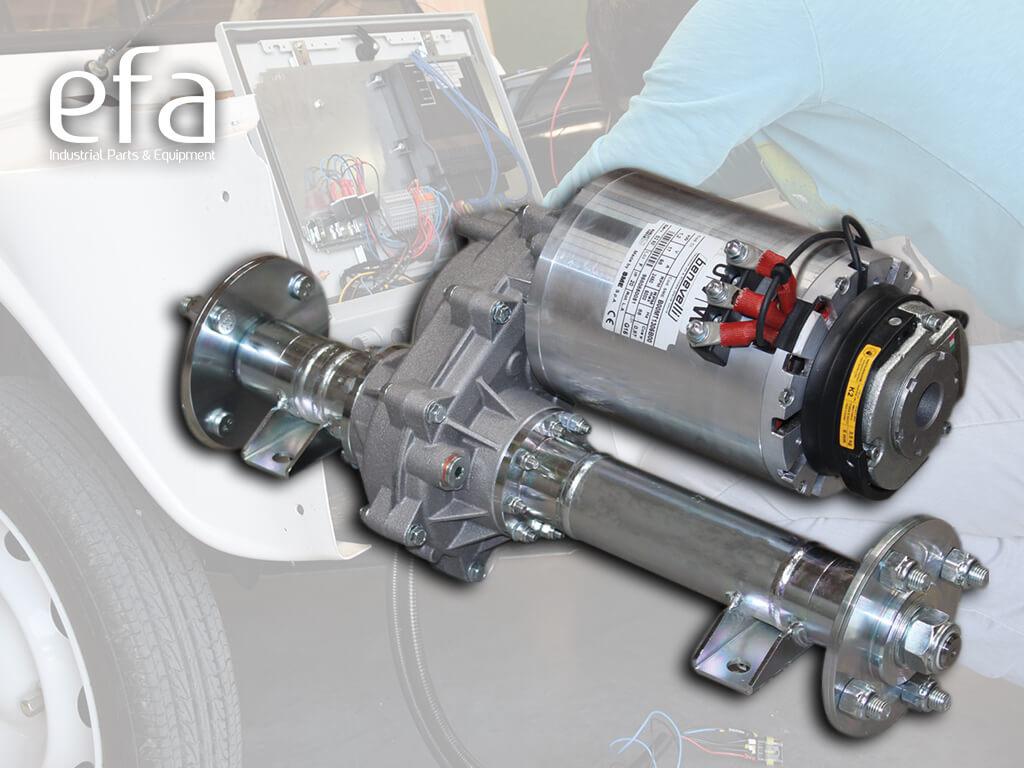 Système de transmission de puissance électrique TX1