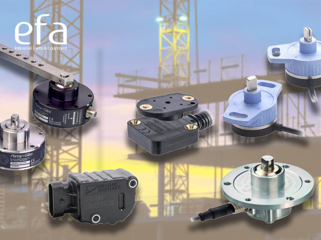 capteurs rotatifs Efa
