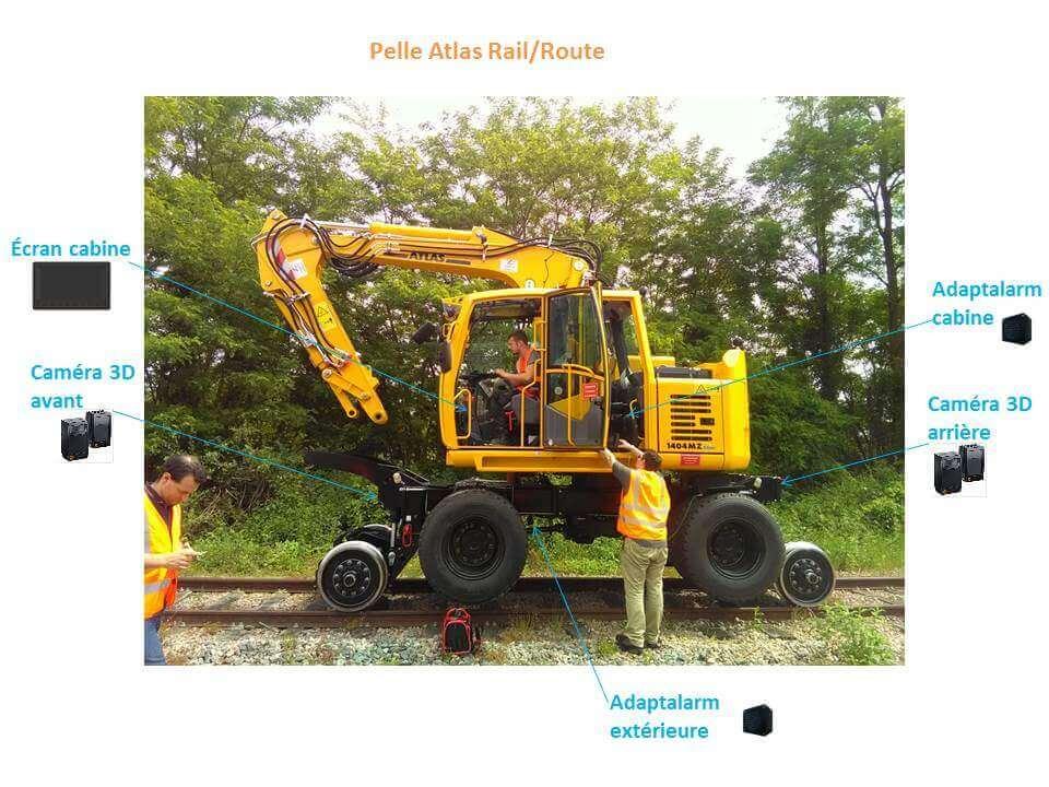 Pelle atlas EFA