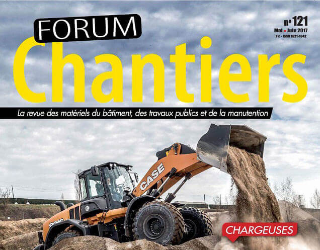 couverture Forum chantier 121