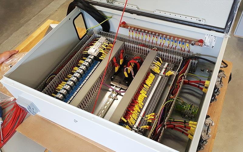 armoire électrique efa France