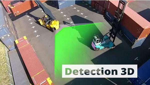detection 3D efa anticollision